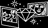 photos and diamonds