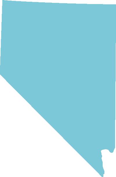 Nevada state graphic